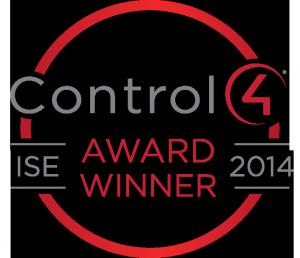 Control4 award winner