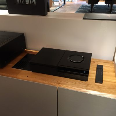 Naim Uniti Star in Showroom Aelivé