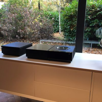 Naim Uniti Nova in Showroom Aelivé
