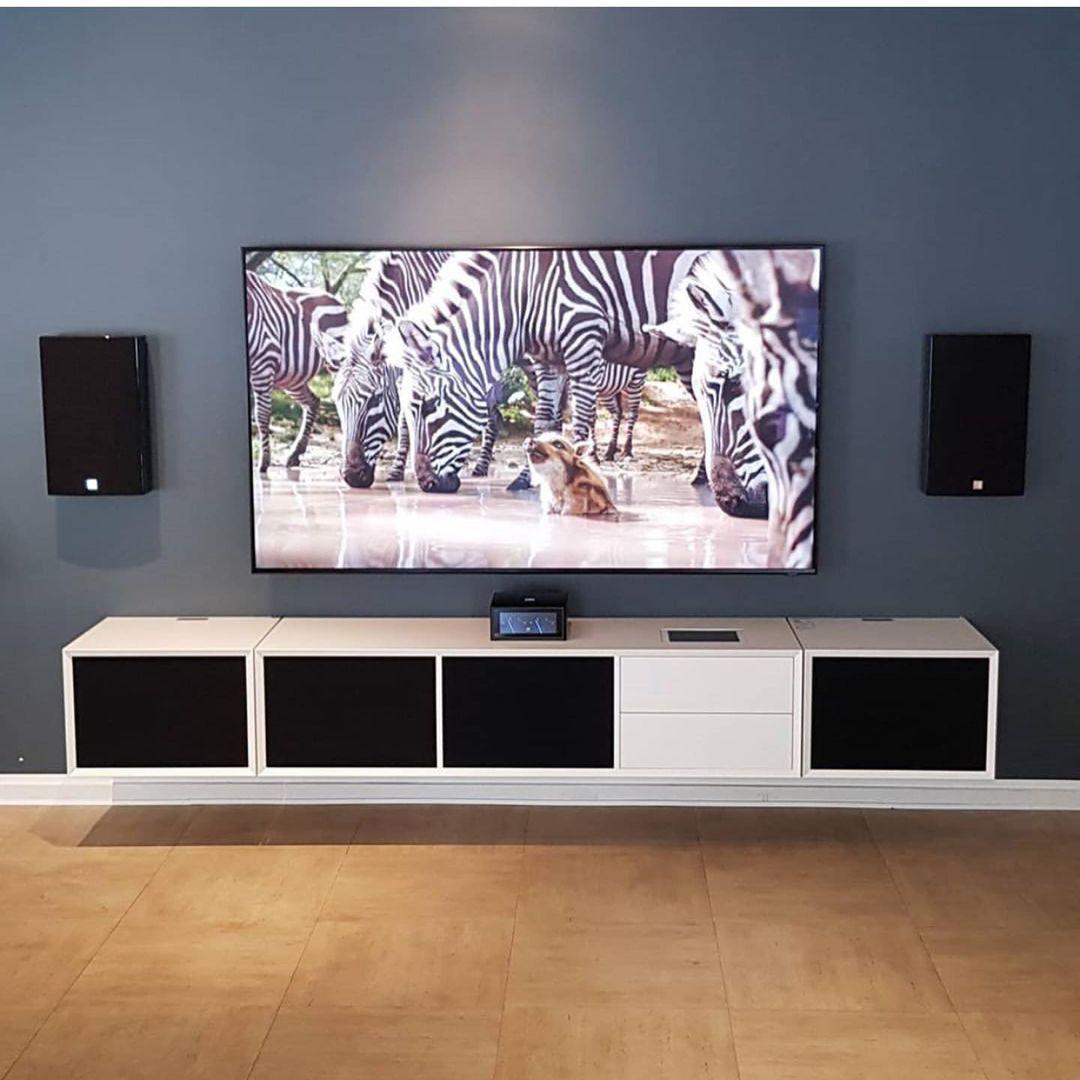 Clic meubel voor hifi apparatuur