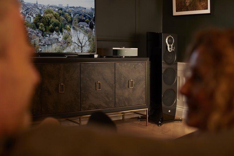 Klimax DSM_2021_Silver_Living Room_TV_