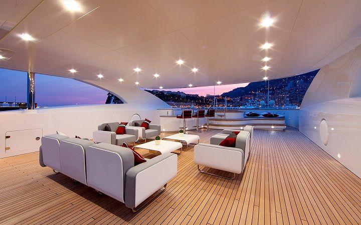 interno-jacht ekinex