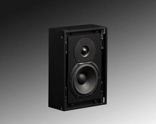 INWALL BRONZE 4 SAT triad speakers