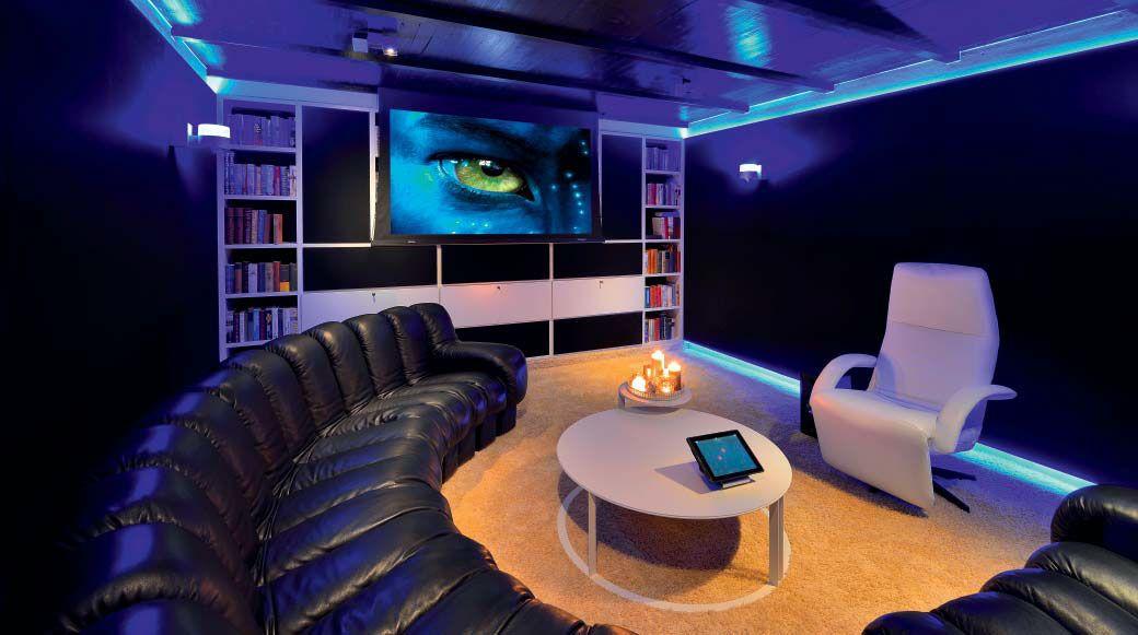 vanBuren-ACS-home cinema installatie